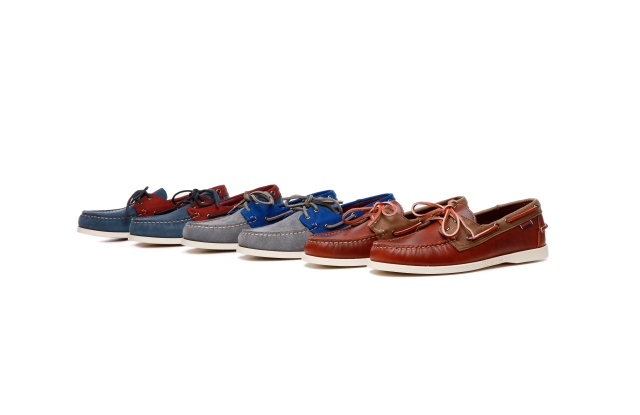 The Sebago Dockside x Sease