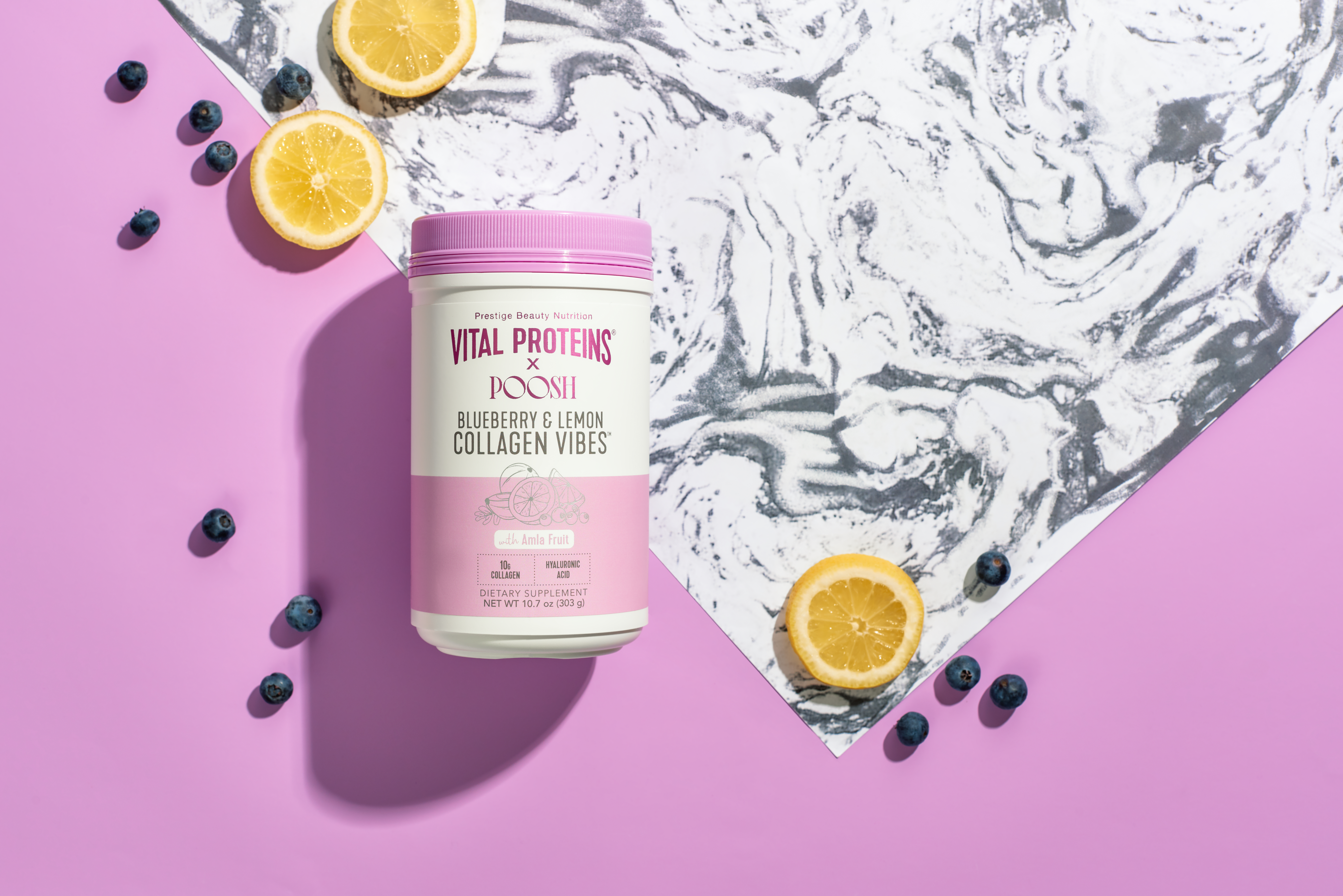 Poosh partners with Vital Proteins on its e-commerce debut.