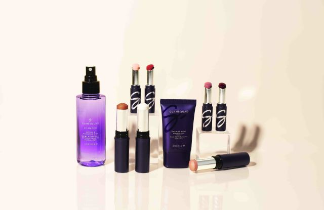 Following a hair care product launch last year, Glamsquad debuts a color cosmetics line.