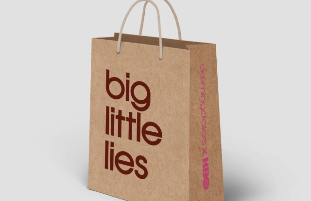 "Bloomingdale's is offering ""Big Little Lies"" bags as part of a promotion with the HBO TV show."