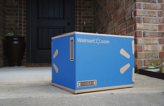 Walmart continues to position itself to compete more effectively with Amazon.
