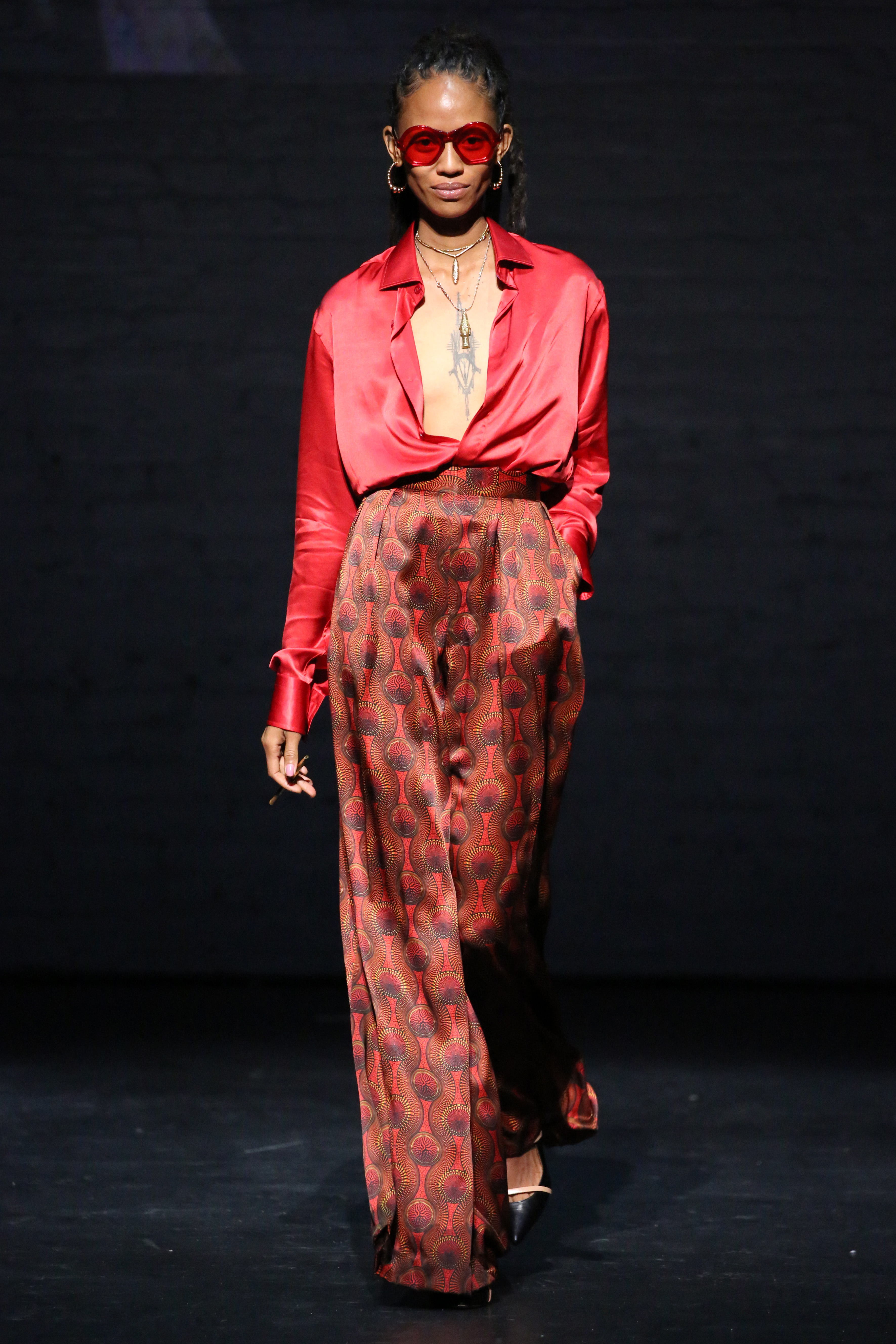 A look from Ozwald Boateng.