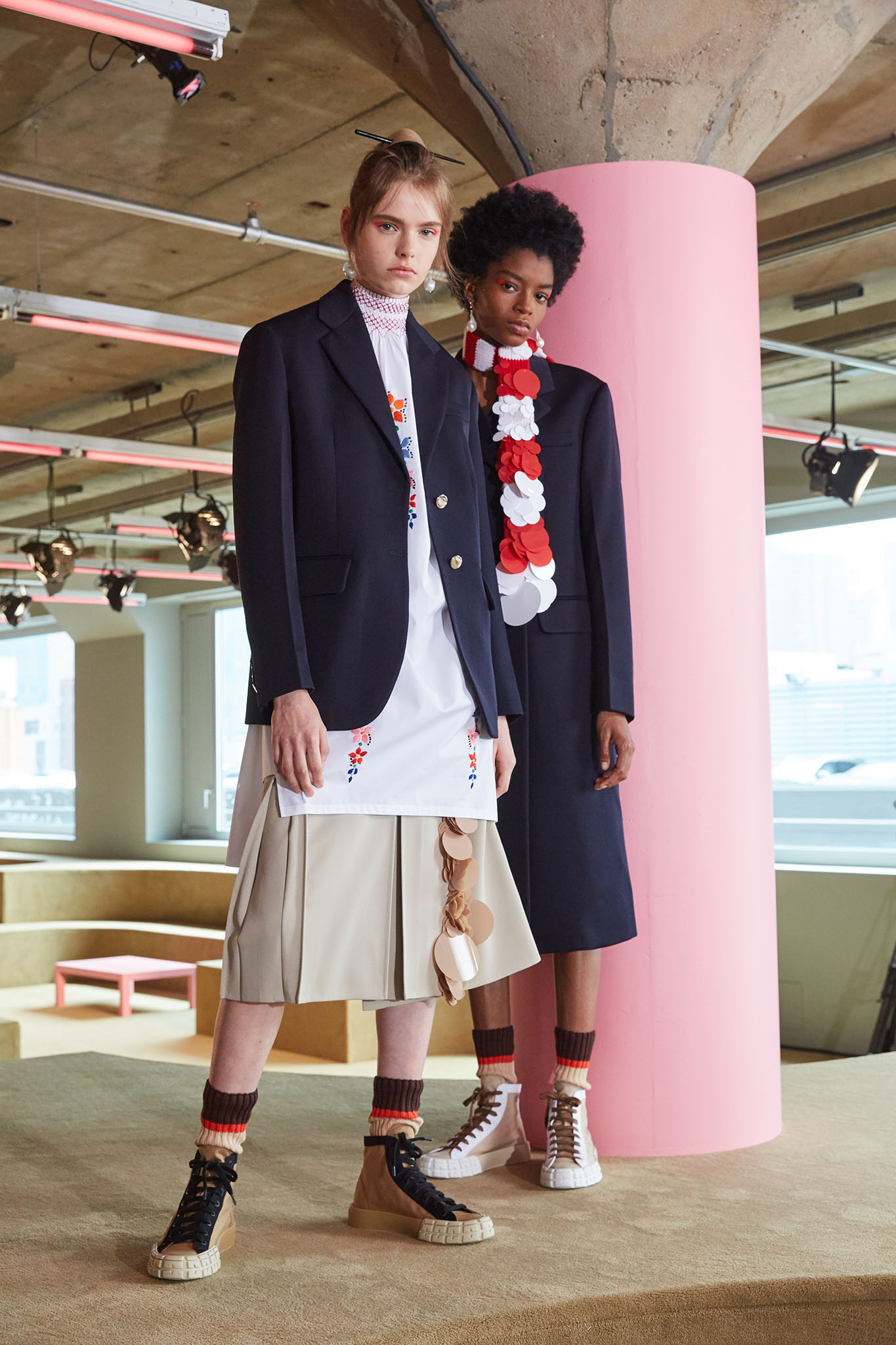 A look from Prada Resort 2020