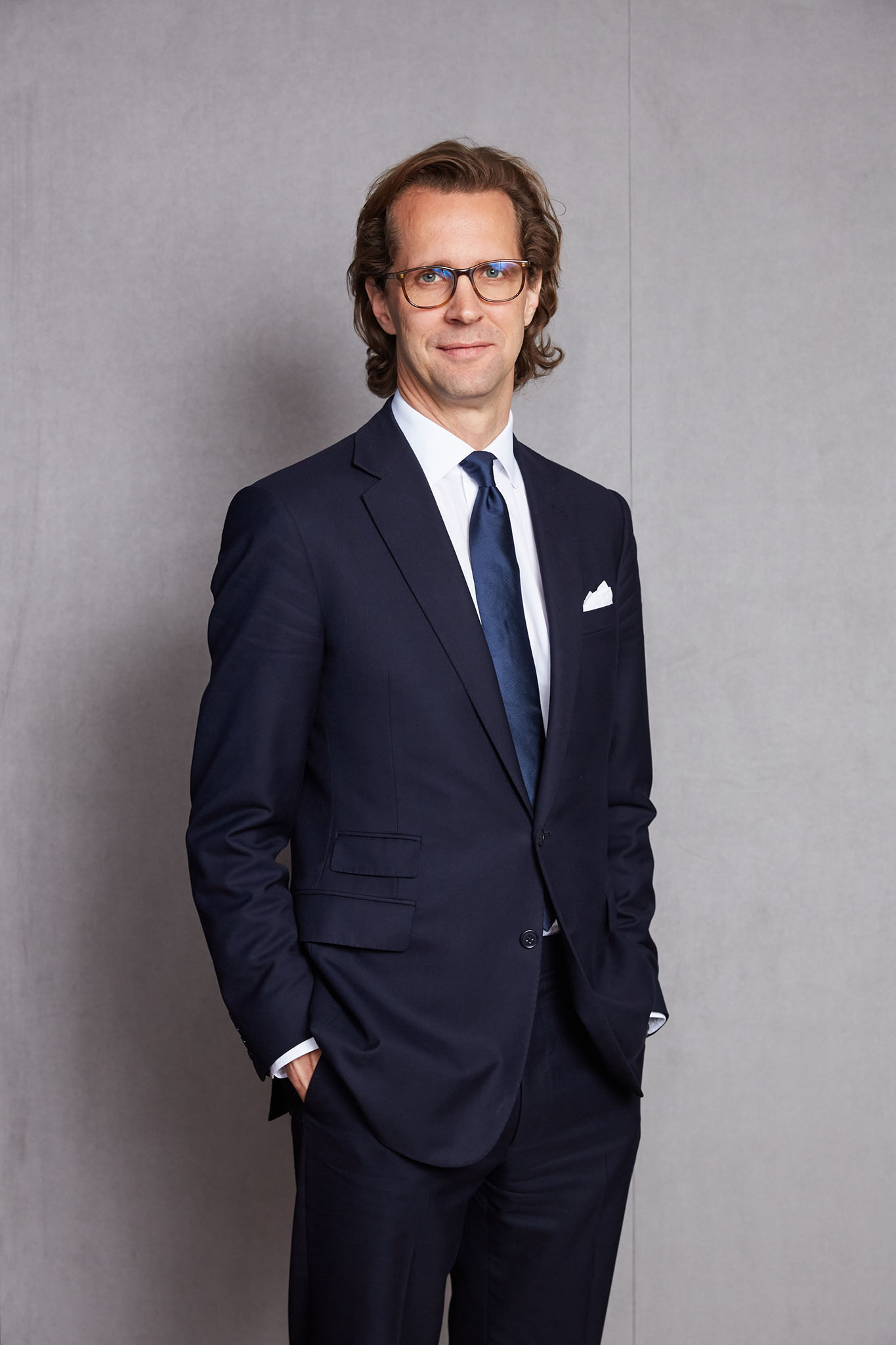 Stefan Larsson of PVH