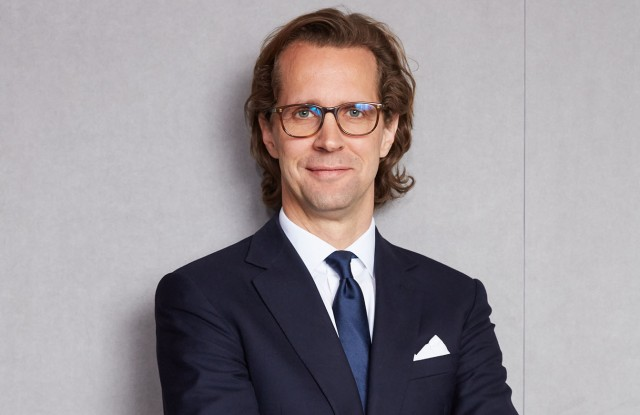 Stefan Larsson of PVH Corp.