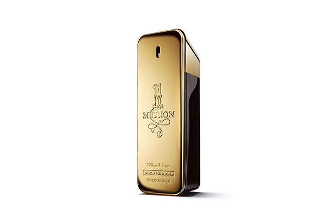 Paco Rabanne's 1 Million