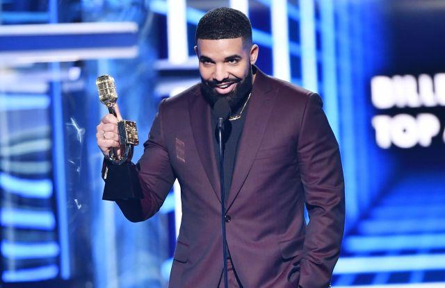 DrakeBillboard Music Awards, Show, MGM Grand Garden Arena, Las Vegas, USA - 01 May 2019