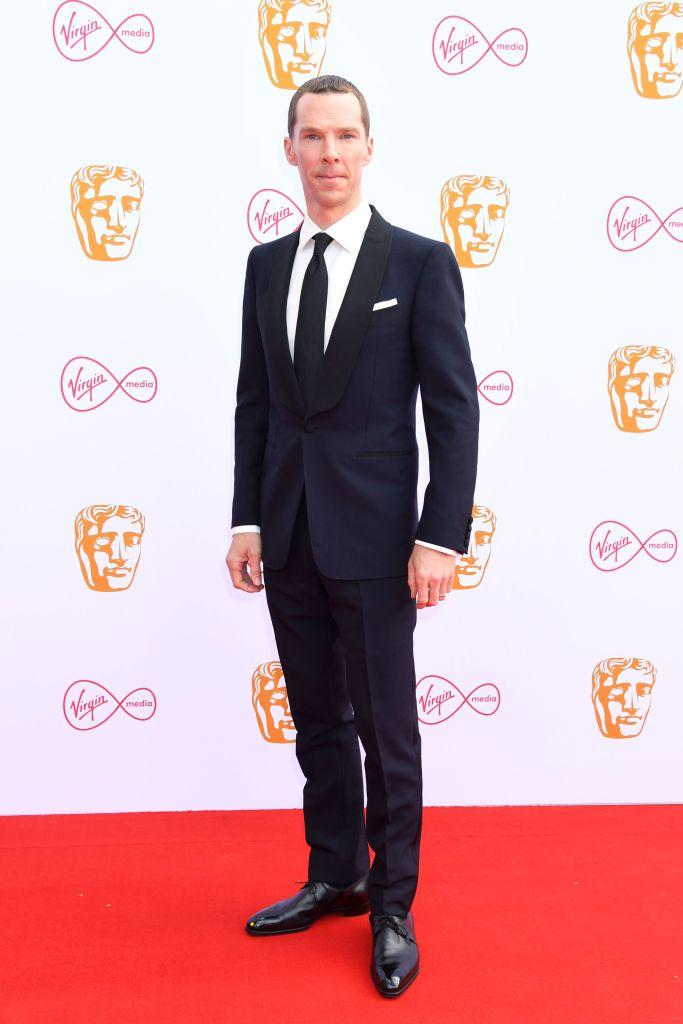 Benedict CumberbatchBritish Academy Television Awards, VIP Arrivals, Royal Festival Hall, London, UK - 12 May 2019