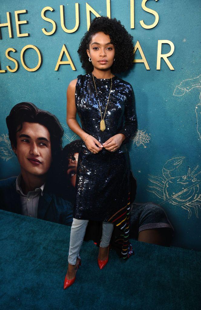 Yara Shahidi'The Sun Is Also A Star' film premiere, Los Angeles, USA - 13 May 2019