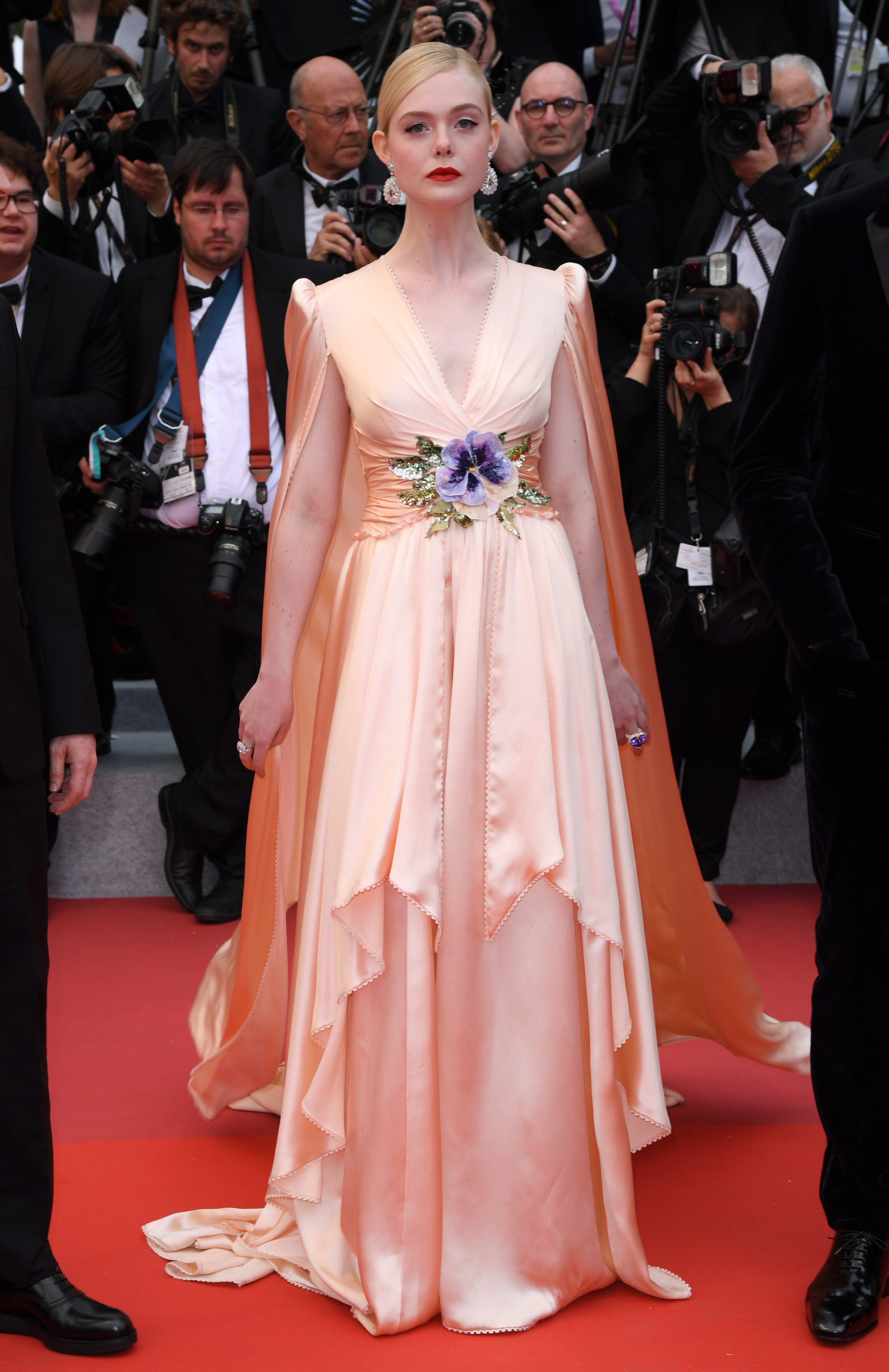 Elle Fanning'The Dead Don't Die' premiere and opening ceremony, 72nd Cannes Film Festival, France - 14 May 2019