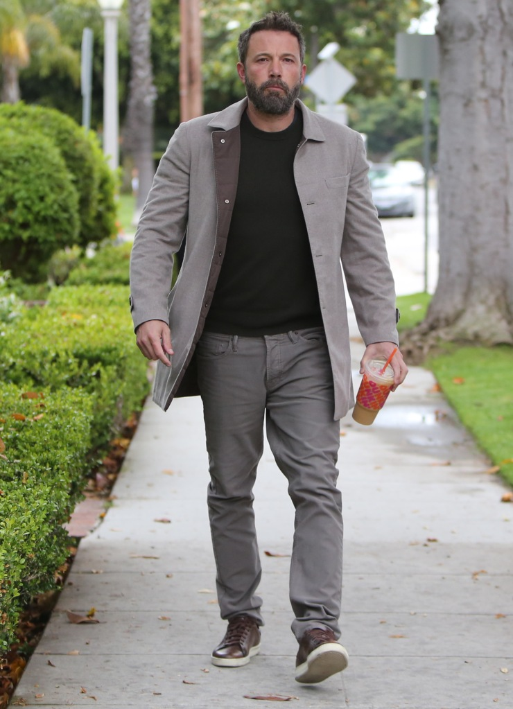 Ben AffleckBen Affleck out and about, Los Angeles, USA - 23 May 2019