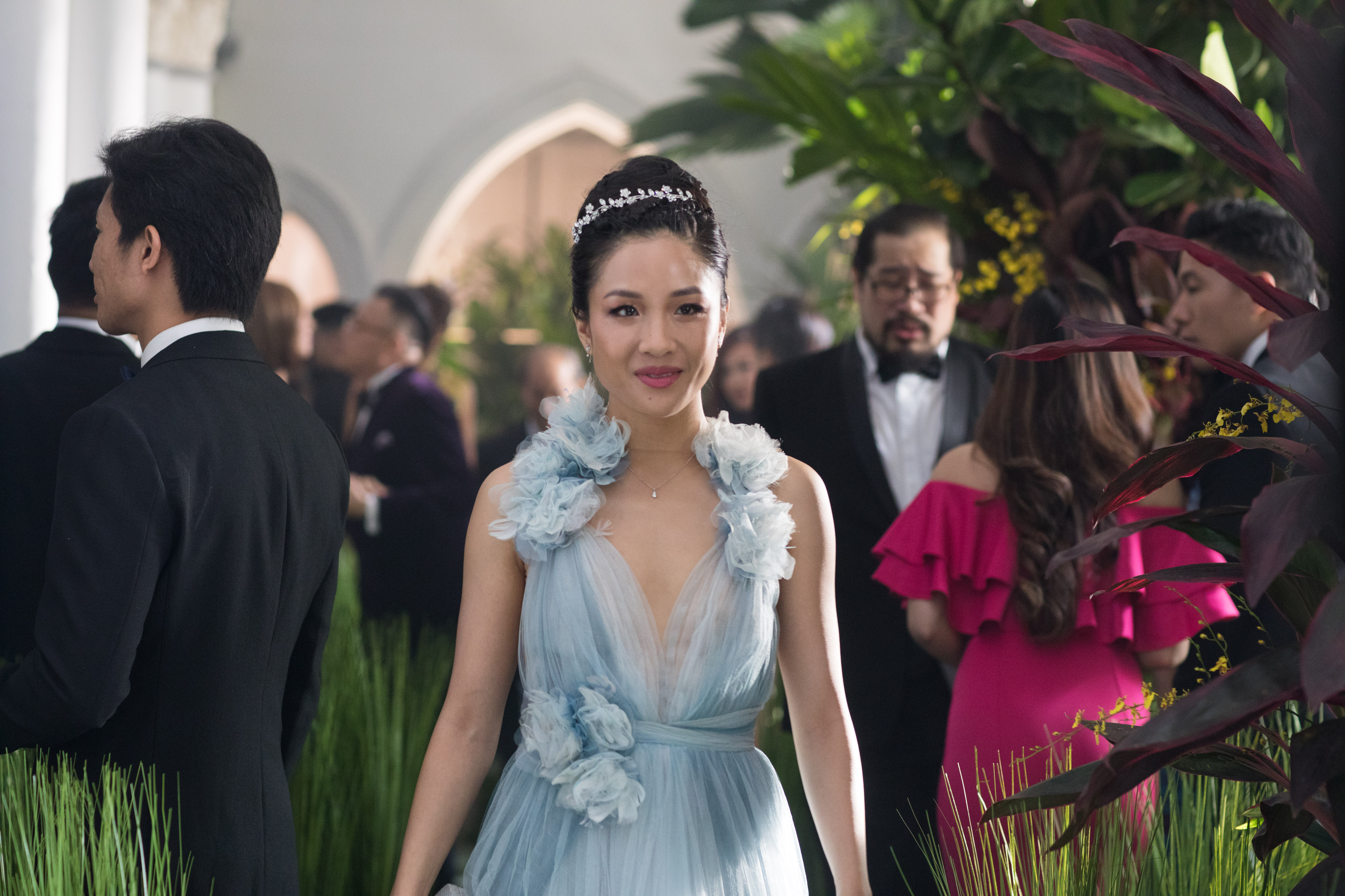 Constance Wu, Crazy Rich Asians, Marchesa