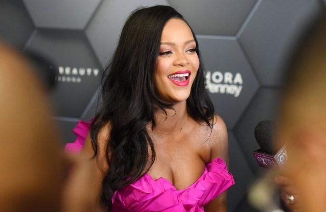 RihannaFenty Beauty by Rihanna One Year