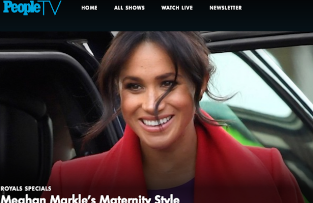 A lot more coverage of Royals is coming to People TV.