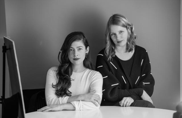 No.29 cofounders Erin Allweiss and Melody Serafino