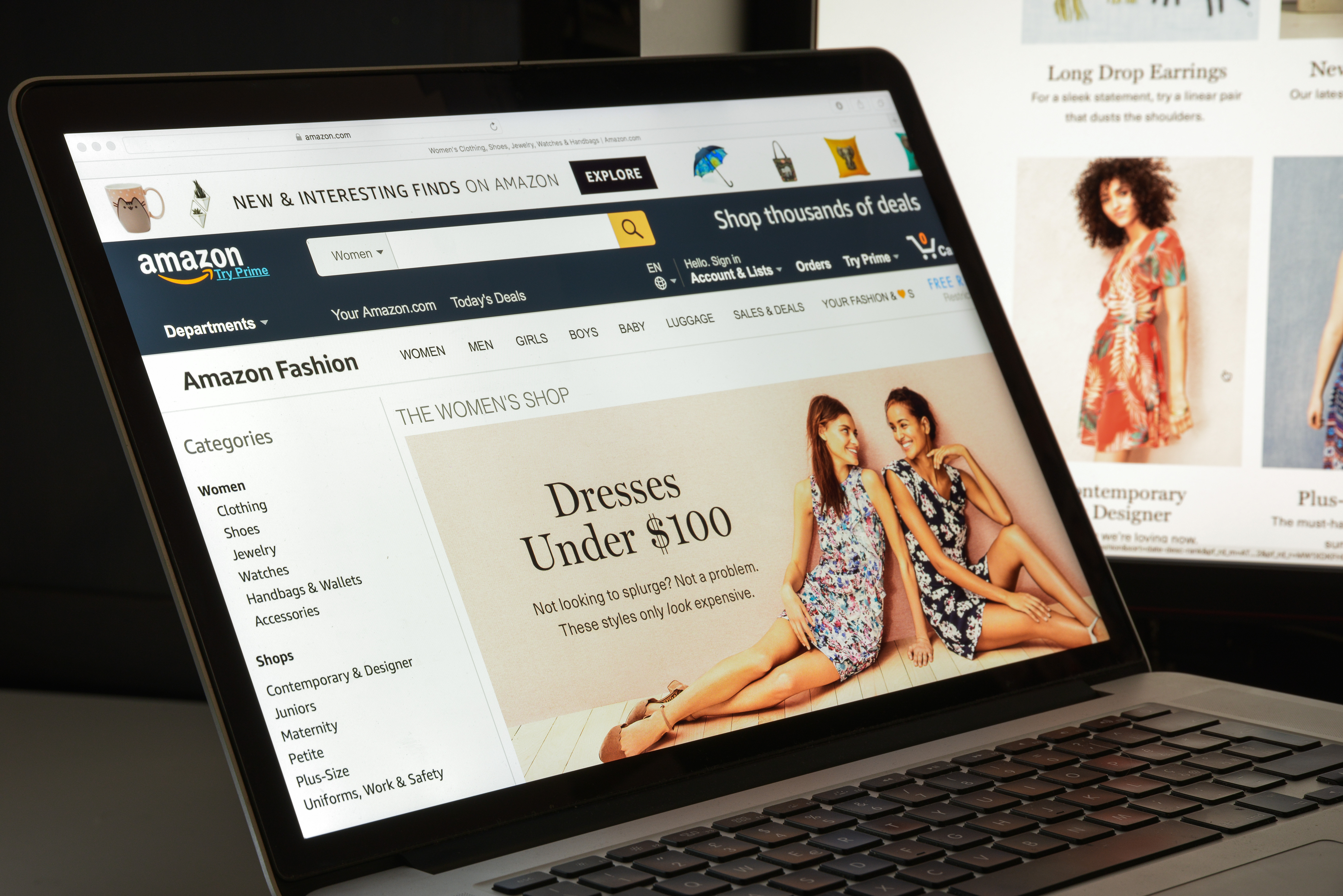 """Amazon's marketplace is inundated with choice, earning the """"everything store"""" moniker."""