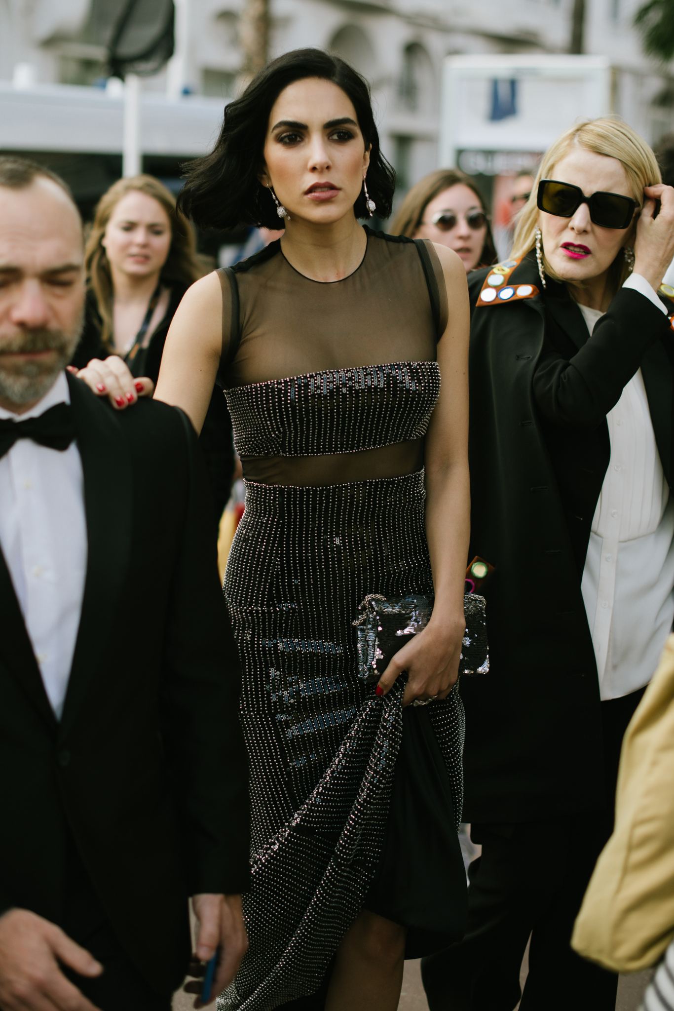 Street style at 2019 Cannes Film Festival