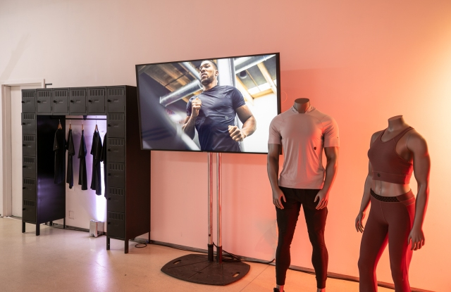 The brand created a documentary for the apparel collection featuring three of its sponsored athletes.