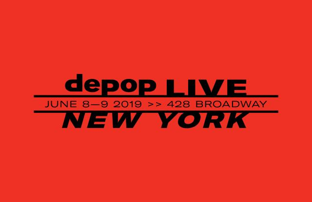 Depop Live will combine fashion, workshops and music.