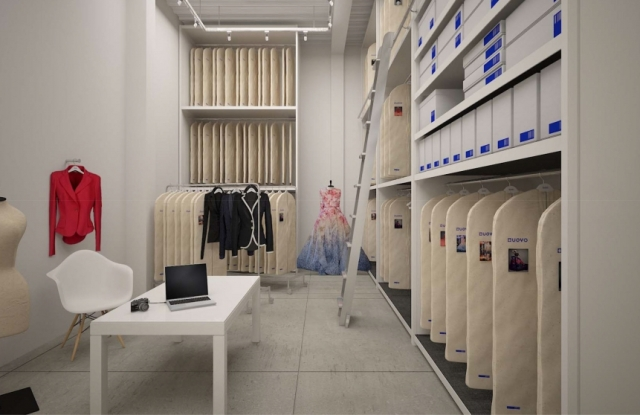 UOVO MODA is geared for storing various amounts of fashion items.