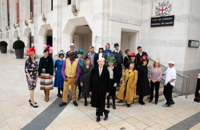 Members of the British Hat Guild
