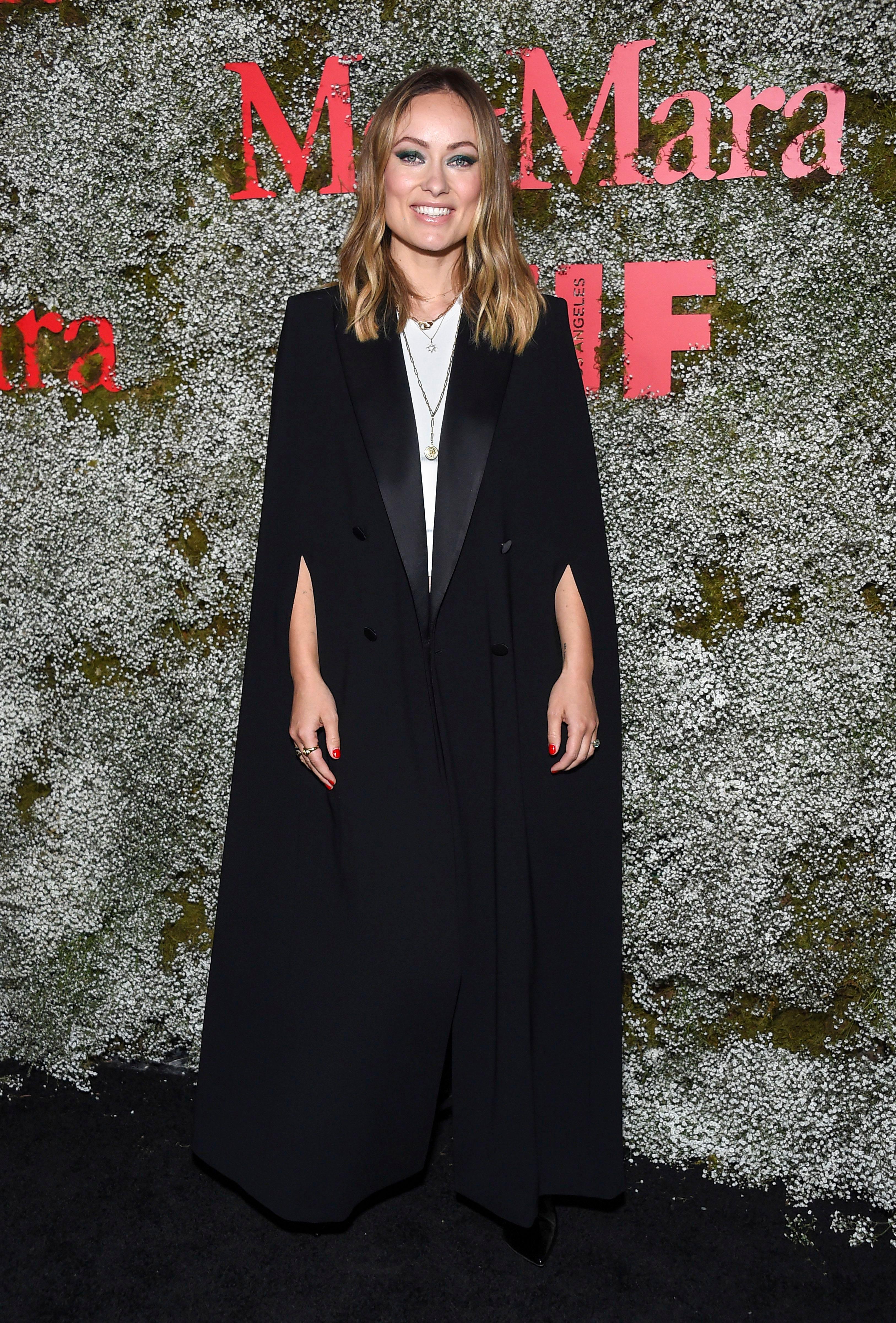 Olivia WildeMaxMara Women in Film Event, Arrivals, Chateau Marmont, Los Angeles, USA - 11 Jun 2019 Wearing Max Mara