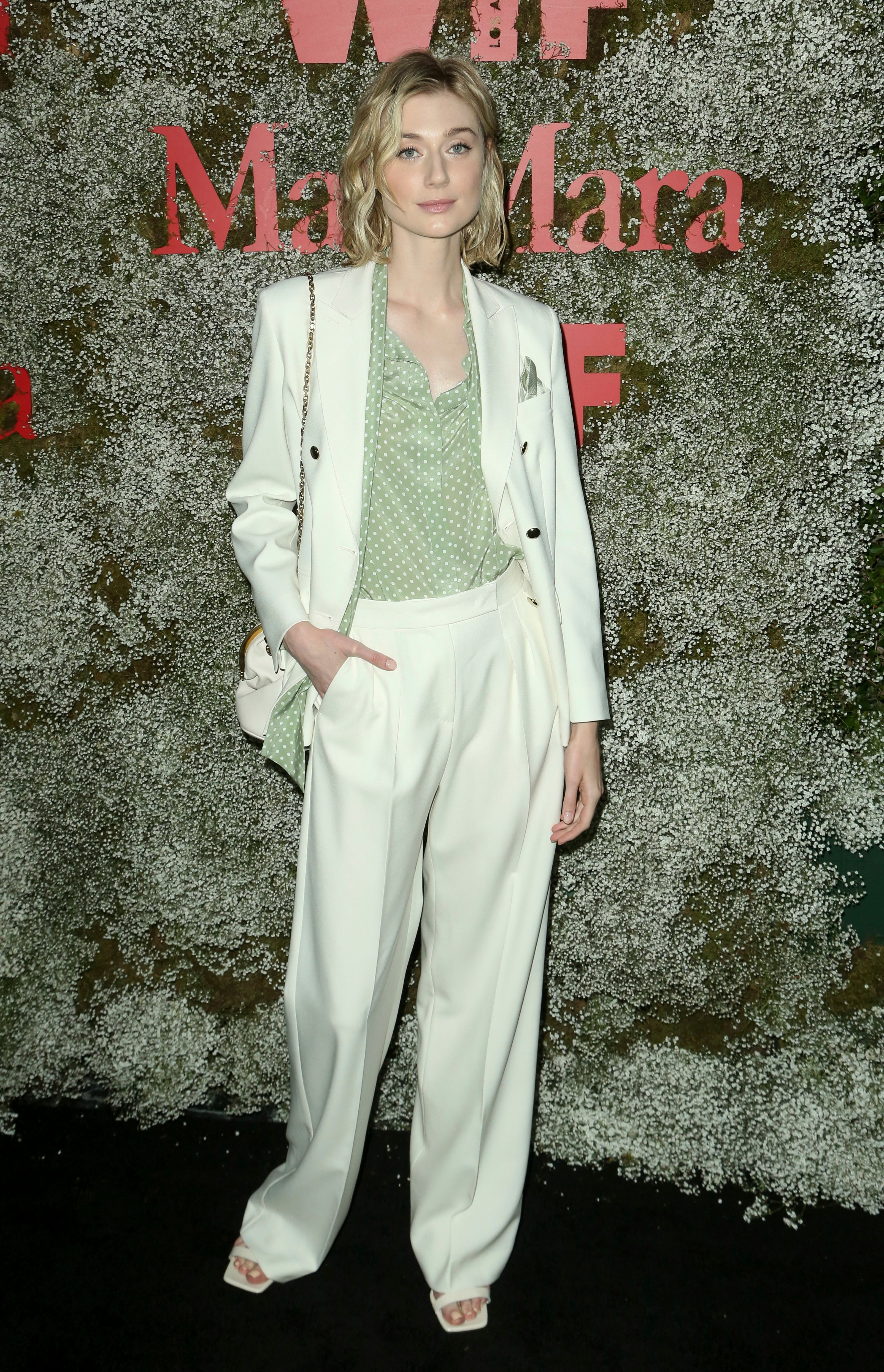 Elizabeth Debicki attends the 2019 InStyle Max Mara Women In Film Celebration at the Chateau Marmont, in Los Angeles2019 InStyle Max Mara Women In Film Celebration, West Hollywood, USA - 11 Jun 2019