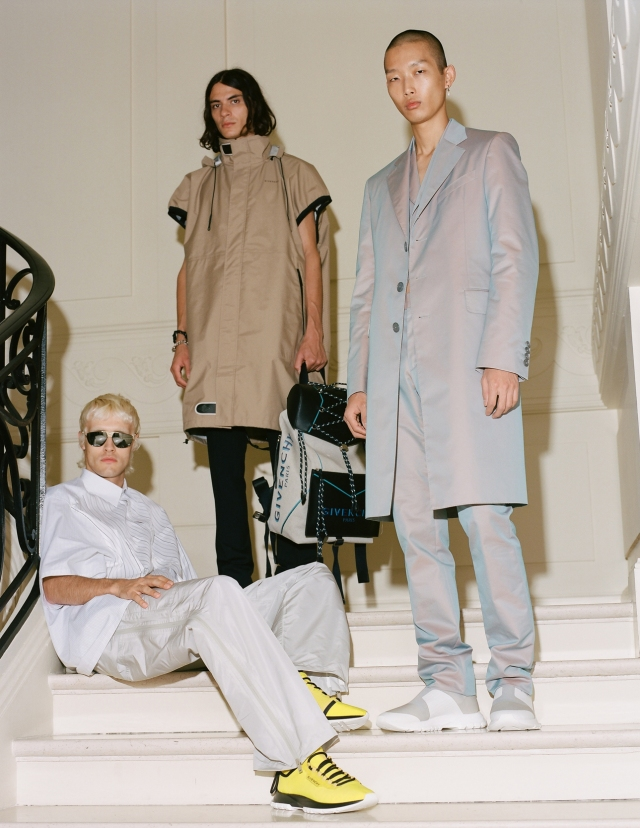 Givenchy Mens Preview Fall 2019