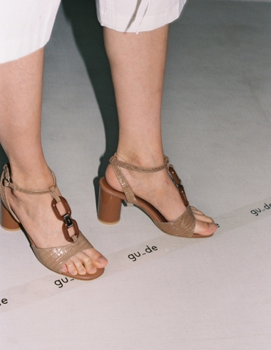 Gu_De's debut shoes