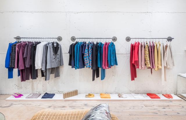 Argent opens its first permanent store in New York's SoHo.