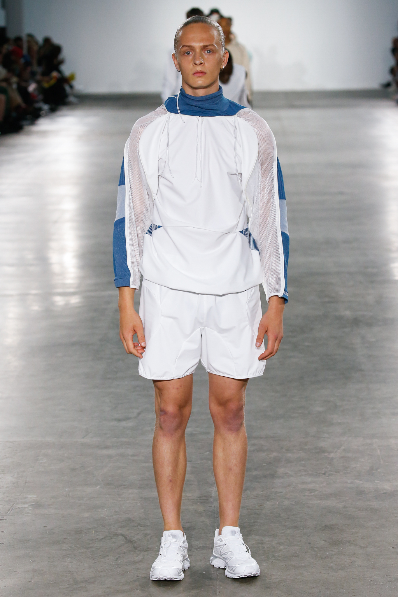 FASHION EAST, Saul Nash,  Men's Spring 2020 photographed in London on 09 June 2019