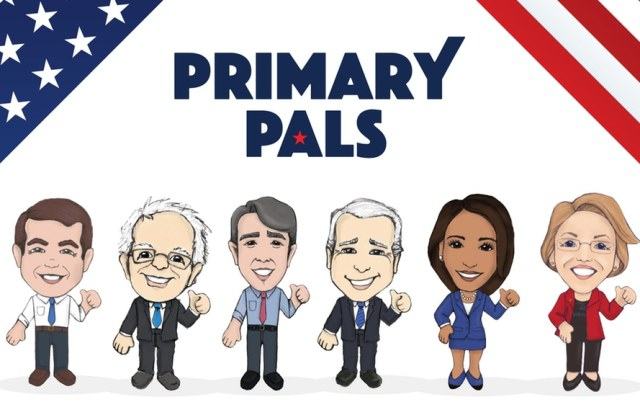 An image from the Primary Pals Kickstarter campaign.