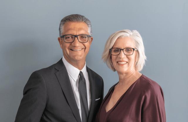 Emanuel Chirico and Cheryl Abel-Hodges