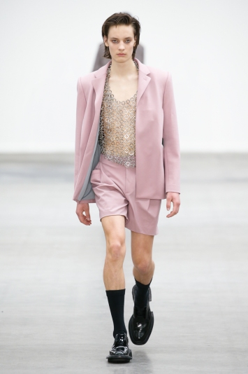 8ON8 Men's Spring 2020 photographed in London on 09 June 2019