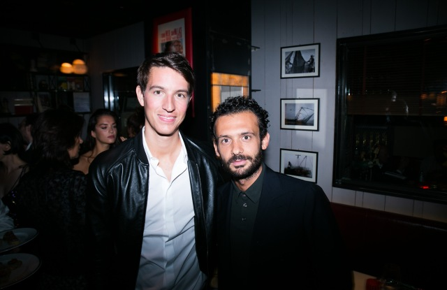 Alexandre Arnault and Pietro Ruffini
