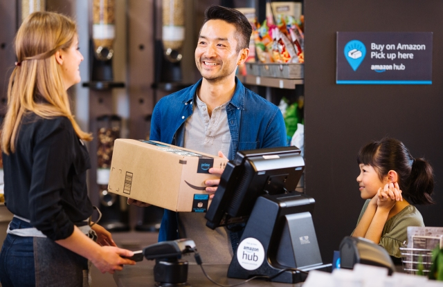 Amazon's designed and built Counter from the ground up.