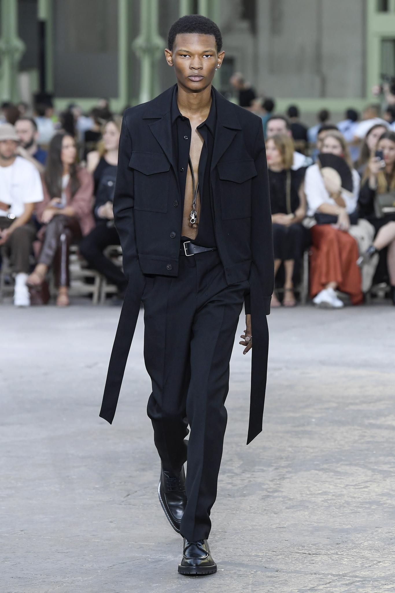 AMI Alexandre Mattiussi Men's Spring 2020