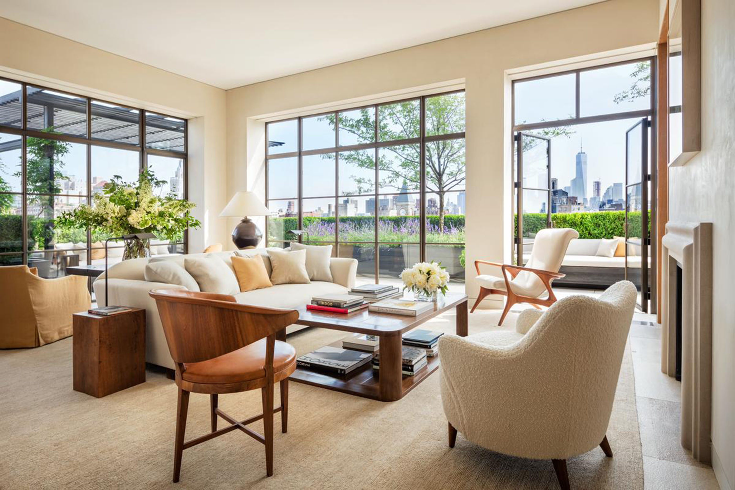 Andrew Rosen Sells Greenwich Village Penthouse for $18.5M Credit