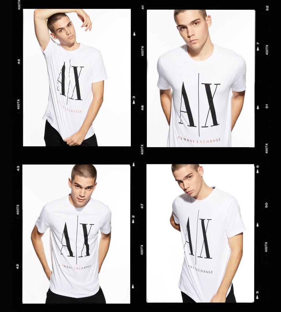 A|X Icon T-shirt