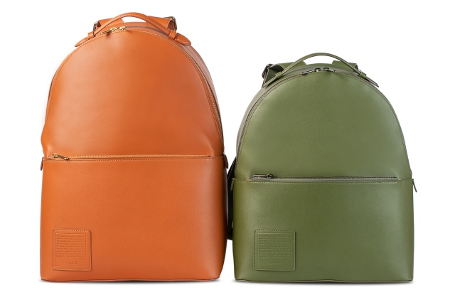 Backpack styles.