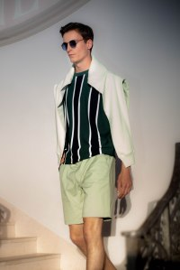 A look from Ben Sherman.