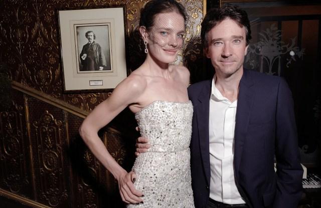 Natalia Vodianova and Antoine Arnault