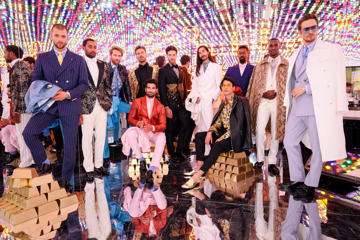 Billionaire Men's Spring 2020