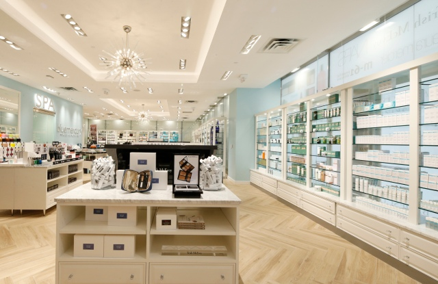 The Bluemercury flagship in New York.