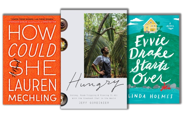 This summer's book recommendations include reads for foodies and romantics.