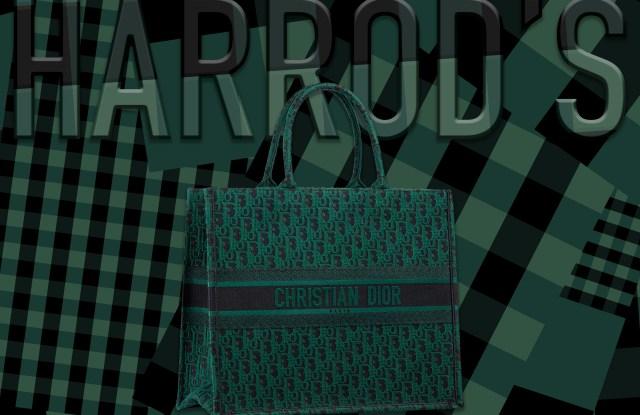 Dior x Harrods