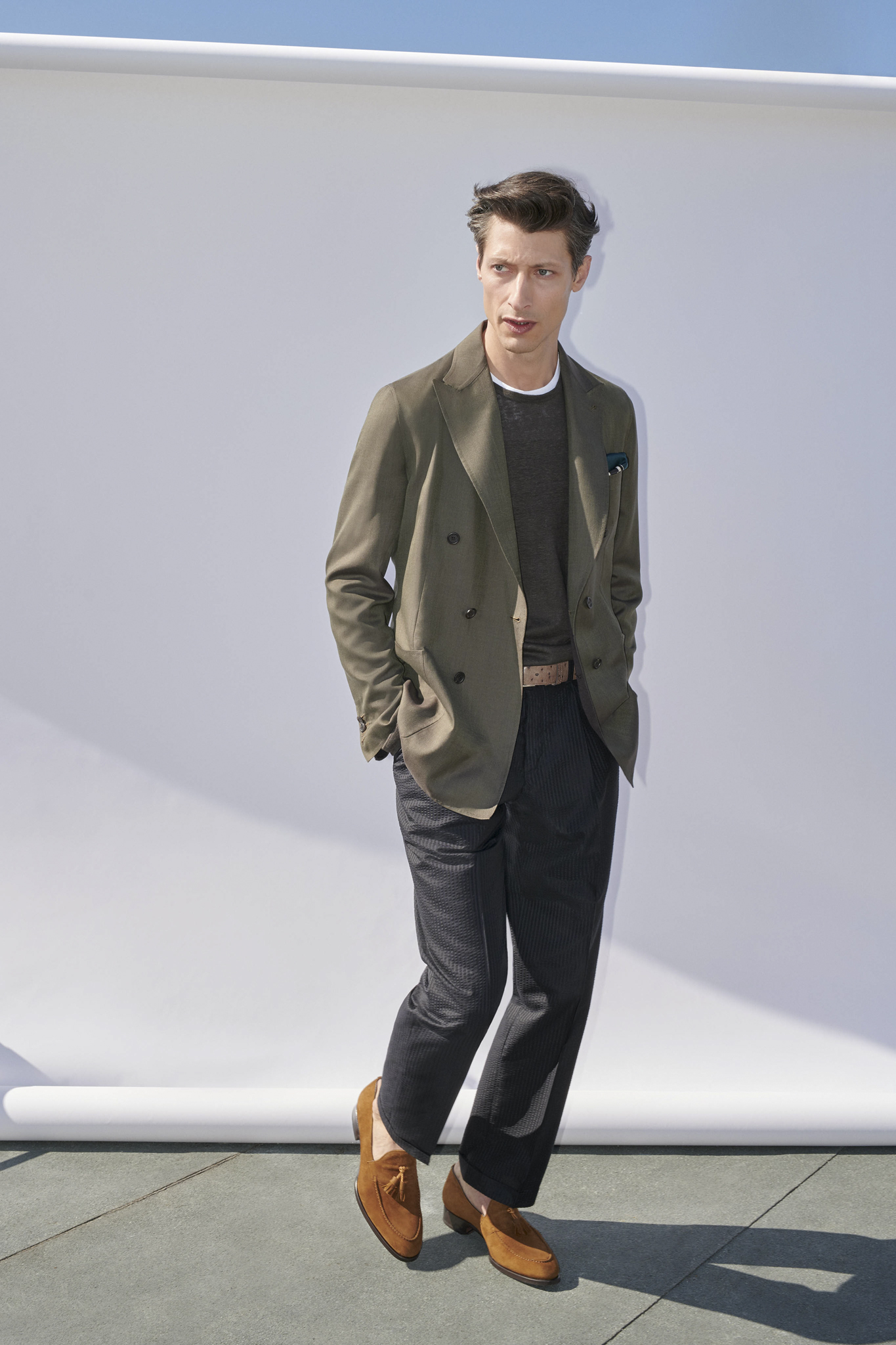 Brioni Men's Spring 2020