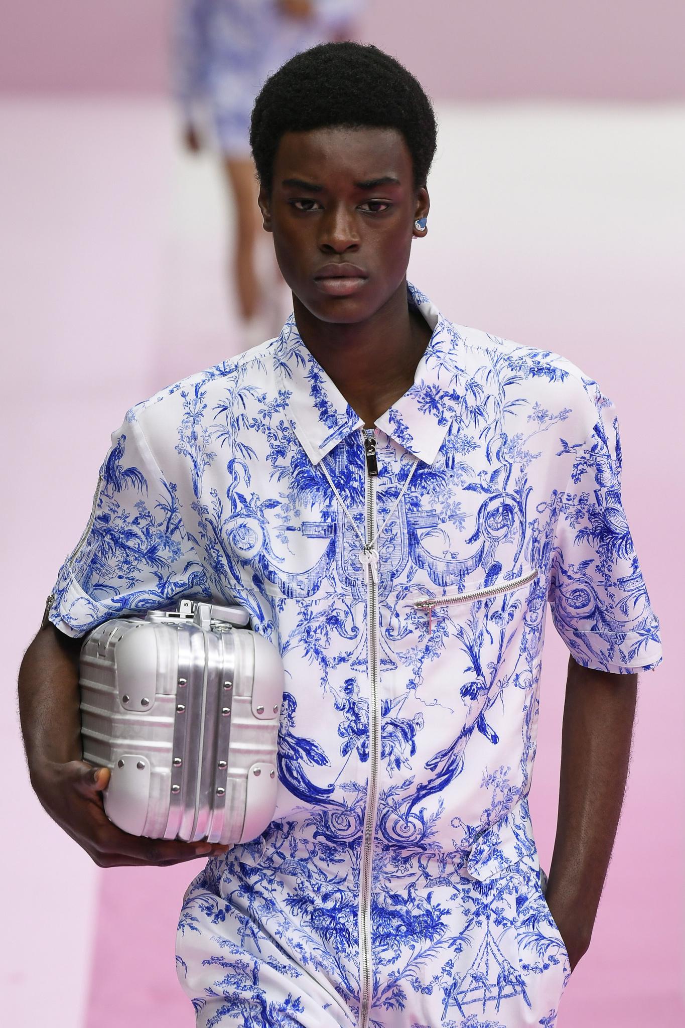 Dior Men's Spring 2020