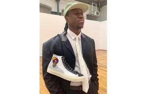 Ben Gorham's debut sneakers Byproduct