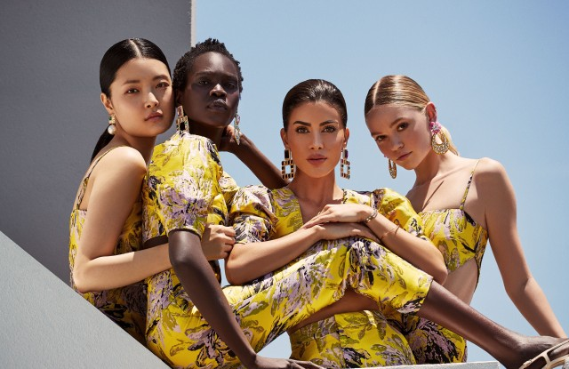 The Camila Coelho Collection caters to a diverse set of women, which Coelho said is reflective of her home country of Brazil.